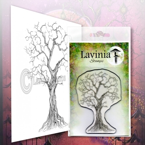 Lavinia Stamps - Clearstamp - Tree of Wisdom - LAV609