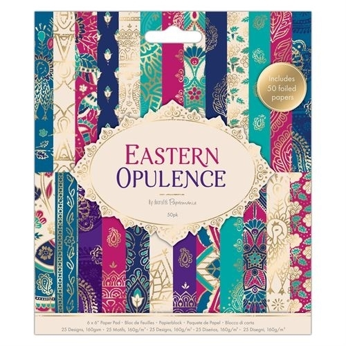 Papermania - Paperpack - Eastern Opulence - PMA160276