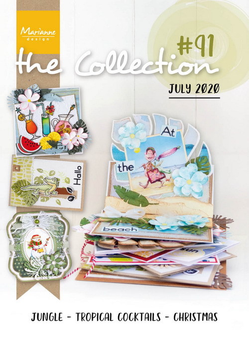 Marianne Design - The Collection - No.91 - CAT1391
