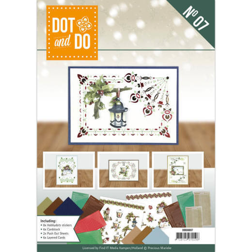 Precious Marieke - Dot & Do boek - DODOA6007