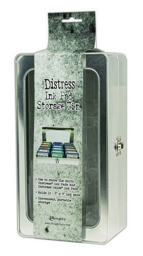 Ranger - Tim Holtz - Distress Ink Pad Storage Tin - TDA68075