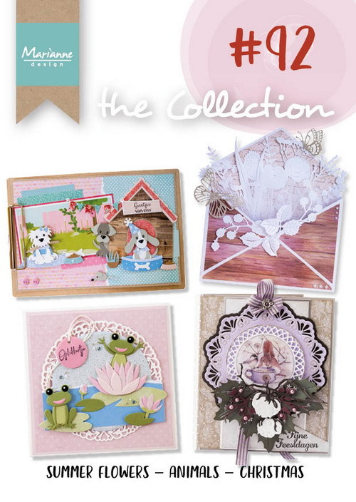 Marianne Design - The Collection - No.92 - CAT1392