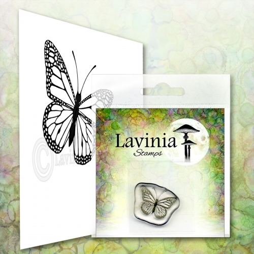 Lavinia Stamps - Clearstamp - Mini Flutter - LAV623