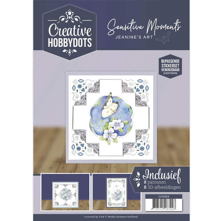 Jeanine`s Art - Creative Hobbydots - Sensitive Moments - CH10004