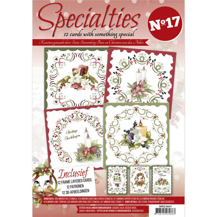 Card Deco - Hobbyboeken - Specialties - No. 17 - SPEC10017