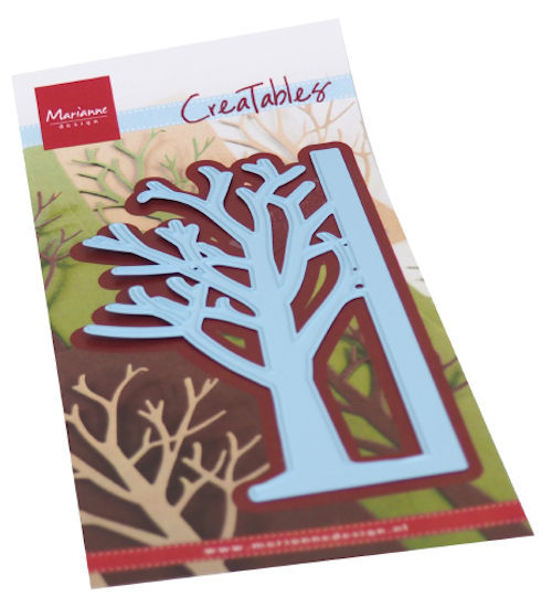Marianne Design - Die - CreaTables - Gate folding tree - LR0678