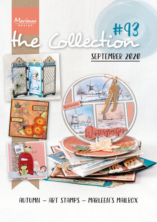 Marianne Design - The Collection - No. 93 - CAT1393