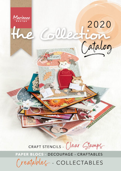 Marianne Design - The Collection - Catalogus 2020 - CAT2020
