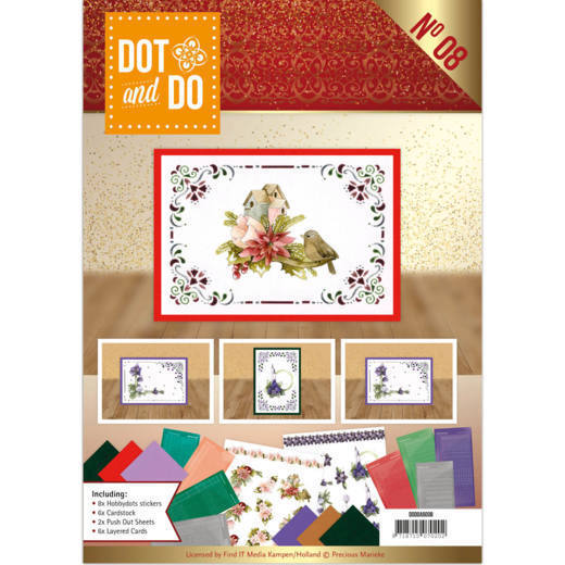 Precious Marieke - Dot & Do boek - DODOA6008