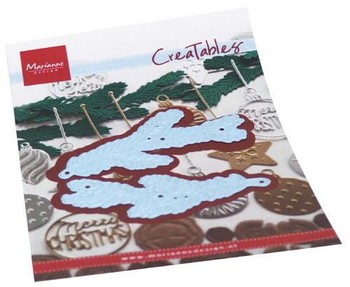 Marianne Design - Die - CreaTables - Pine branch set - LR0683