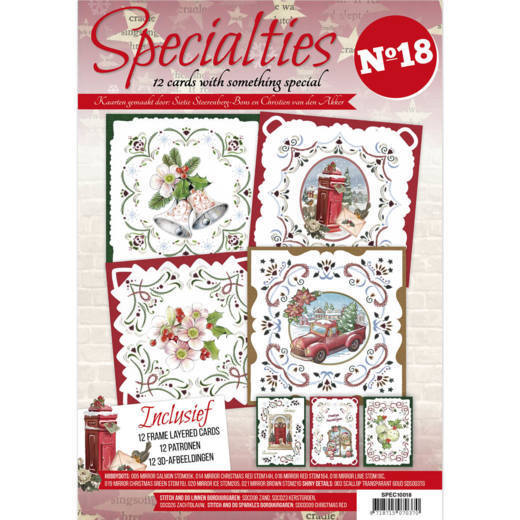 Card Deco - Hobbyboeken - Specialties - No. 18 - SPEC10018
