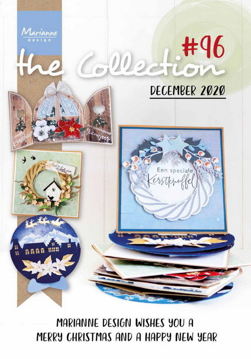 Marianne Design - The Collection - No. 96 - CAT1396