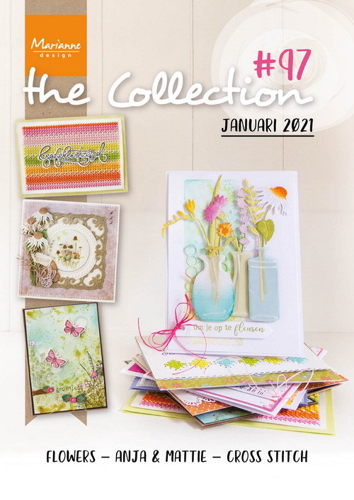 Marianne Design - The Collection - No. 97 - CAT1397