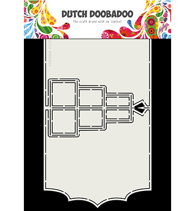 Dutch Doobadoo - Card Art - Present - 470.713.835