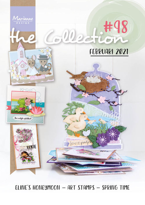 Marianne Design - The Collection - No. 98 - CAT1398