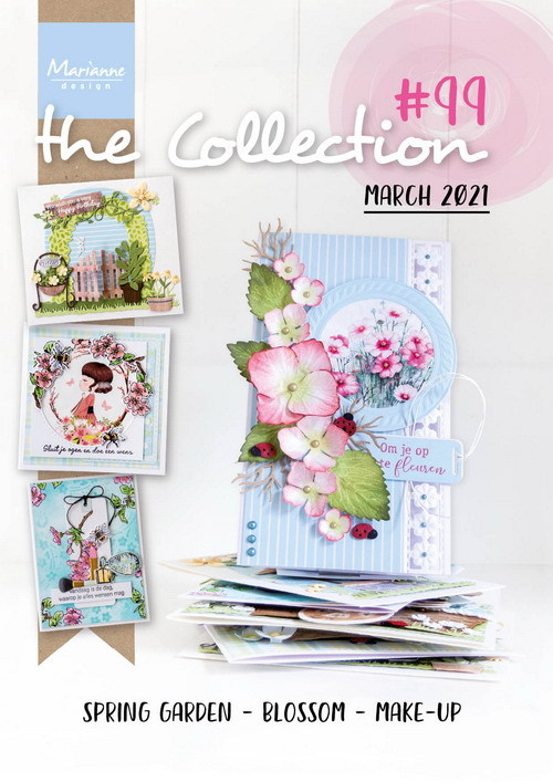 Marianne Design - The Collection - No. 99 - CAT1399