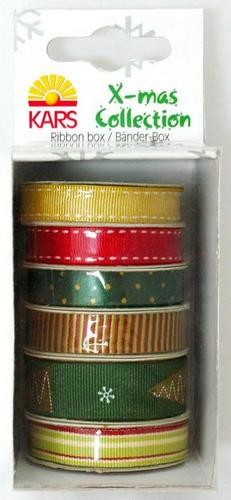 Kars - X-mas Collection - Ribbon Box 1 - 980002/0201