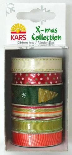 Kars - X-mas Collection - Ribbon Box 1 - 980002/0202