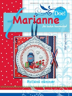 Marianne Design - Marianne Doe - Magazine No. 13 - DOE13