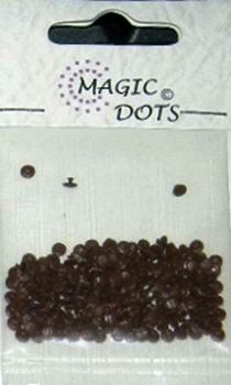 Nellie Snellen - Magic Dots: Bruin - MD013