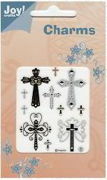 Joy! crafts - Charms - Crosses - 6360/0001
