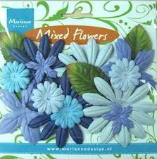 Marianne Design - Paper flowers - Winter - CP8964
