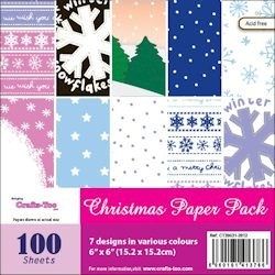 Crafts-Too - Paperpack - Christmas - CT20631-2012