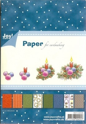 Joy! crafts - Paperpack - No. 06 - 6011/0006