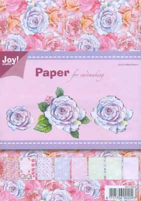 Joy! crafts - Paperpack - No. 02 - 6011/0002