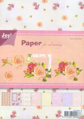 Joy! crafts - Paperpack - No. 01 - 6011/0001