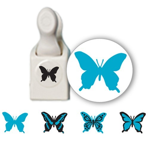 Martha Stewart - Stamp & Punch - Butterfly - 42-25010