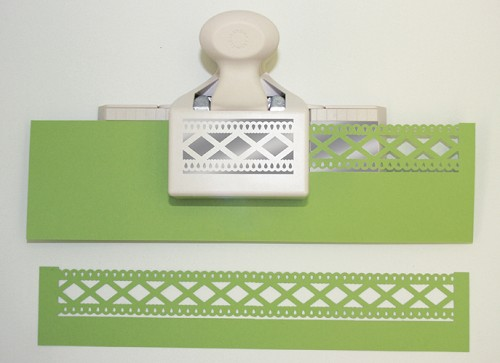 Martha Stewart - Randpons - Deep Edge - Diamond fence trim - 42-70029