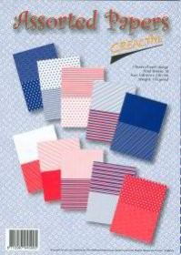 Creative - Paperpack - Assorted Papers - 91685/5