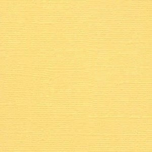 CreaMotion - Bazix - Linnenkarton - 135 x 270mm: Sunset yellow - 5204