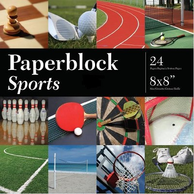 CreaMotion - Paperpack - Sports - BPB310599