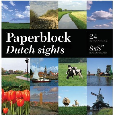 CreaMotion - Paperpack - Dutch sights - BPB309899