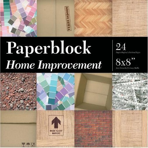 CreaMotion - Paperpack - Home Improvement - BPB3102 99