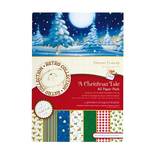 Forever Friends - Paperpack - A Christmas Tale - FFS160106