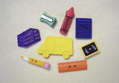 Hoca - Knopen - Favorite Findings - School tools - 26