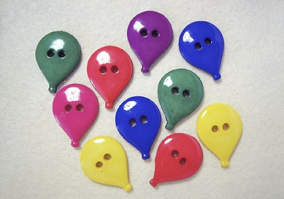 Hoca - Knopen - Favorite Findings - Balloons - 93