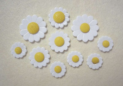 Hoca - Knopen - Favorite Findings - Just daisies - 280
