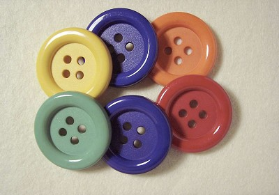 Hoca - Knopen - Favorite Findings - Buttons primary (big) - 496