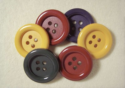 Hoca - Knopen - Favorite Findings - Buttons country (big) - 497