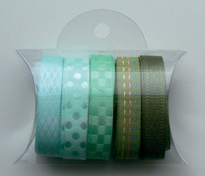 Marianne Design - Ribbons: green - JU0828