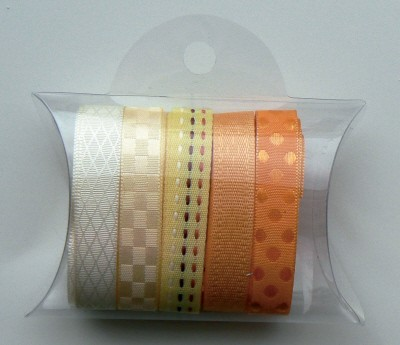 Marianne Design  - Ribbons: yellow - JU0831