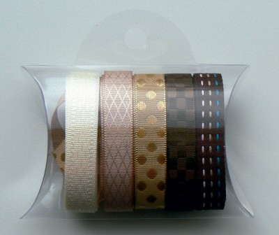Marianne Design - Ribbons: brown - JU0832