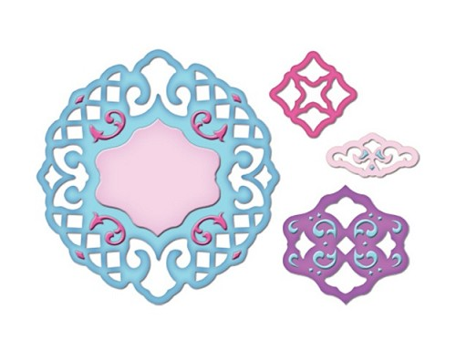 Spellbinders - Die - Shapeabilities - Lattice