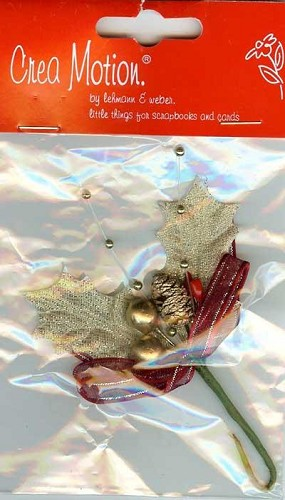 CreaMotion - Embellishment - Kerst - BE108299