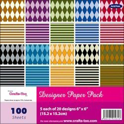 Crafts-Too - Paperpack - Harlequin - CT20631-2318
