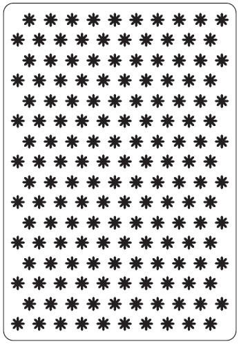 Crafts-Too - Embossingfolder - Small Flowers - CTFD3022